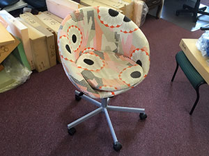 recover pod chair