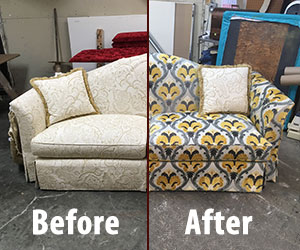 new sofa upholstery
