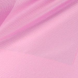 patterned pink silk fabric