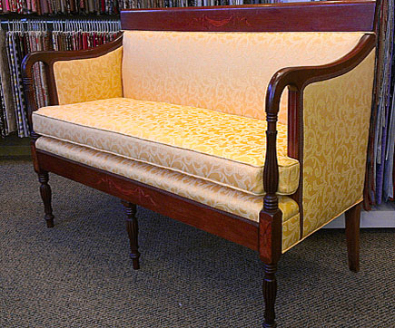 Upholstery seattle blog for Furniture refinishing seattle